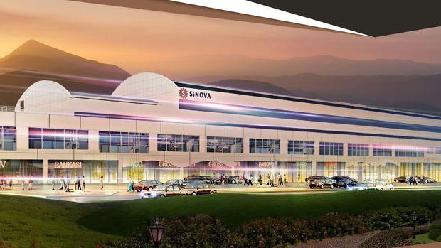 Sinova İş Merkezi Fiyatları 270 Bin TL'den Başlıyor