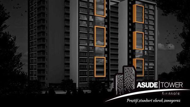 Asude Tower Kırıkkale Fiyat Listesi 2018