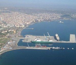 Tekirdağ Limanı İhalesini Kazanan Şirket Belli Oldu