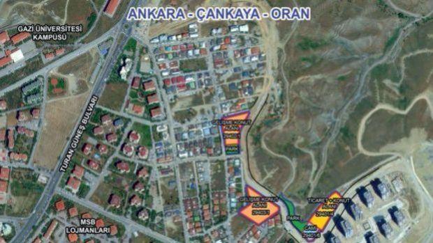 YDA İnşaat Ankara Çankaya Oran Projesinde İmzalar Atıldı