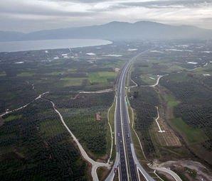 Gebze Orhangazi İzmir Otoyolu'nda Sona Doğru