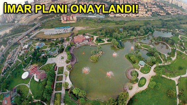 Bahçeşehir Gölet Alanı İmara Açılıyor