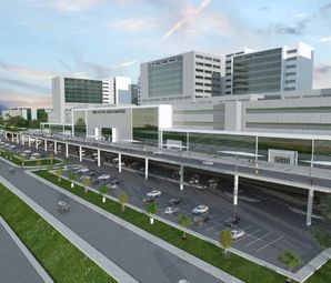 Bayraklı Şehir Hastanesi 2019'da Açılıyor