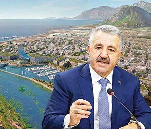 Bakan Arslan Kanal İstanbul'un Yol Güzergahını Açıkladı