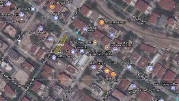 İstanbul Defterdarlığı Bağdat Caddesi'ndeki Arsasını Satışa Çıkarıyor