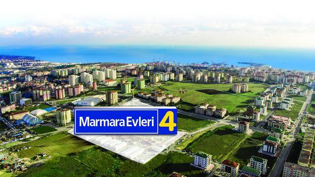 Marmara Evleri 4 Projesi Bankasız Vade Farksız Satışa Çıktı