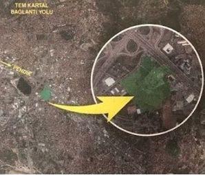 Kartal'da 74 Bin Metrekare Satılık Arsa