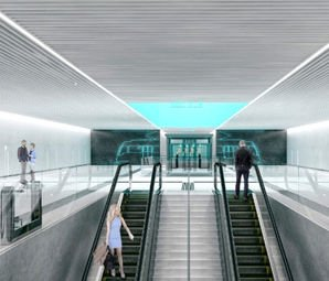 Gebze Darıca Metro Hattı Şubat'ta İhaleye Çıkıyor