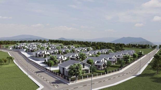 Mia Ville Projesinde 790 Bin TL'ye 4+1 Villa