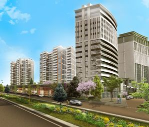 Malatya Life Residence Projesinde 363 bin 790 TL'ye 2+1