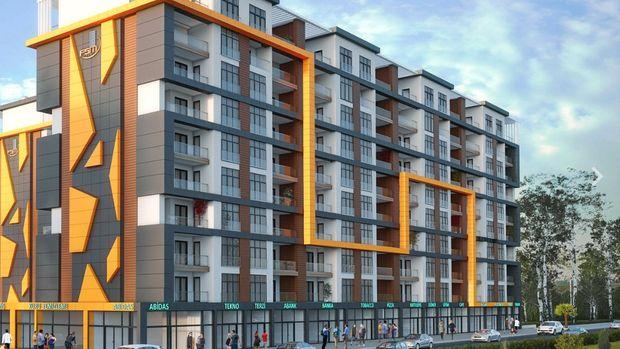 Komşupark Evleri Bursa Konut Projesinde 399 Bin TL'ye 3+1