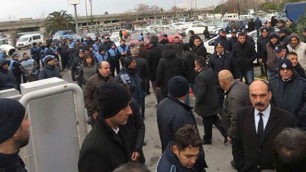 İBB ve Kadıköy Belediyesi'nin Otopark Savaşı