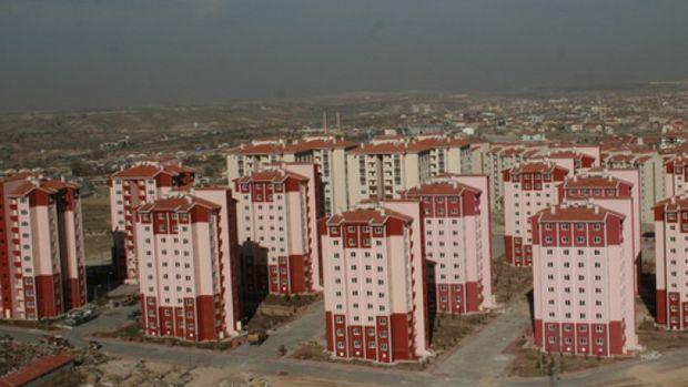 Toki'den Nevşehir Merkez'de Bin 410 Konutluk Yeni Proje