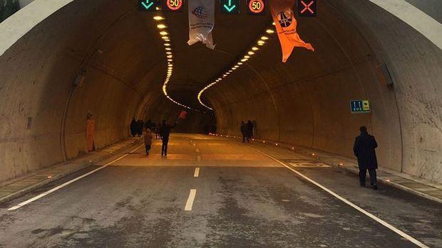 Kasımpaşa Hasköy Tüneli Hizmete Açıldı