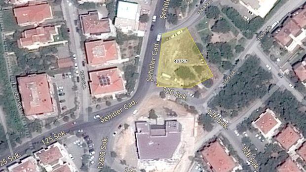 İzmir Bornova'da Satılık 4 Arsa