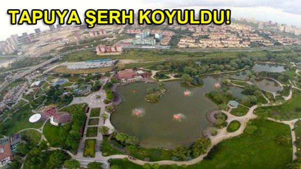 Bahçeşehir Gölet Alanı İmar Hakkını Kaybetti