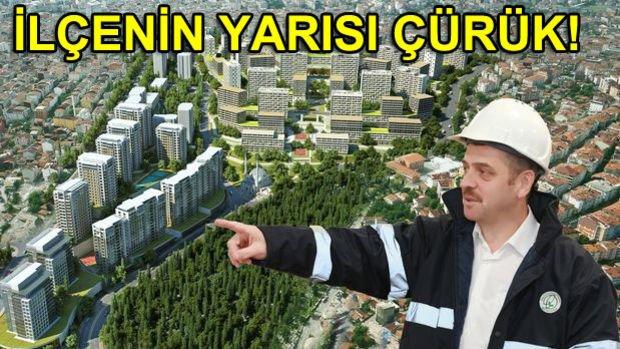 Gaziosmanpaşa Kentsel Dönüşüm Kapsamında 30 Bin Bina 22 Milyara Yenilenecek