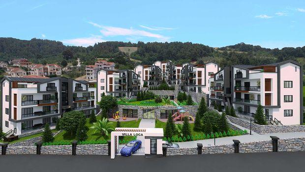 Villa Loca Bursa Konut Projesi ve Fiyat Listesi