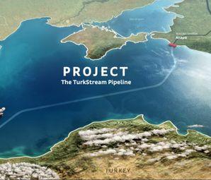 Türk Akımı Projesinin Yatırımı 7 Milyar Dolara Çıktı
