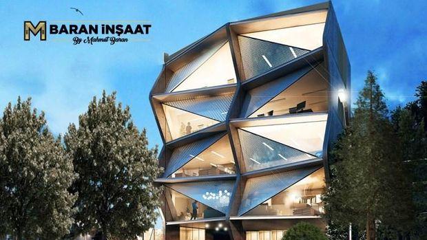 Samsun'da Deniz Manzaralı Ofis: Loca Office