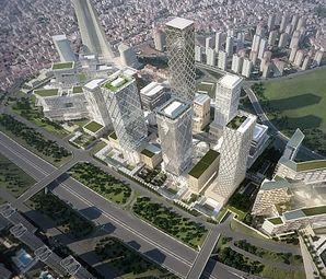 İstanbul Finans Merkezi TCMB Binası 1 Mart'ta İhaleye Çıkıyor