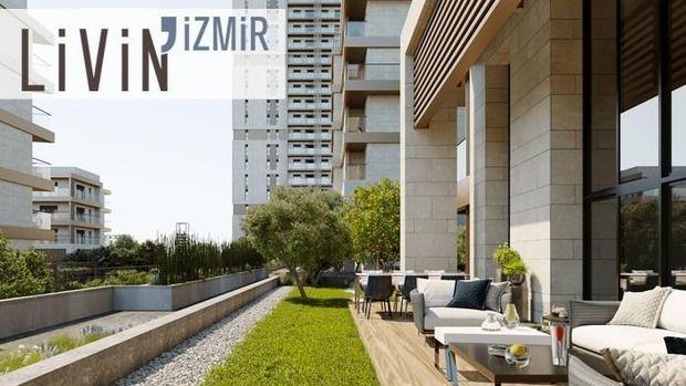 Livin İzmir Fiyatları 630 Bin TL'den Başlıyor!  Yeni Proje!