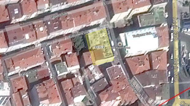 İBB'den Kağıthane Çeliktepe'de 10 Milyona Satılık Arsa
