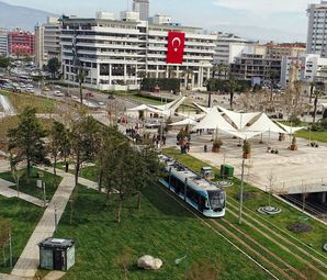 Fahrettin Altay Halkapınar Tramvayı'nın Test Sürüşü Başladı