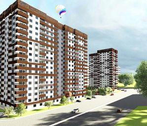 Ediz City Projesinde 400 Bin TL'ye 3+1