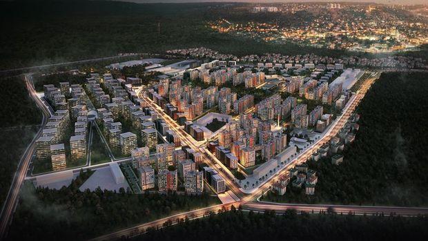 Sur Yapı Antalya'da Turkuaz Etabını Satışa Çıkardı