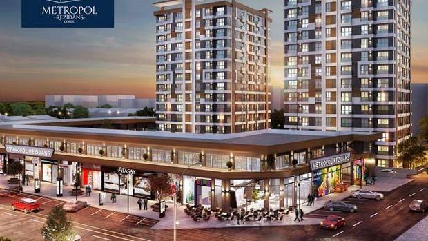 Metropol Rezidans Çorlu Fiyat Listesi! Mart 2020 Teslim