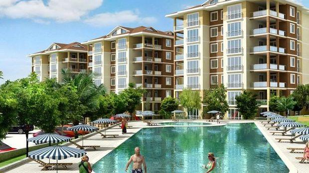 Akasya Evleri Fiyatları 595 bin TL'den Başlıyor