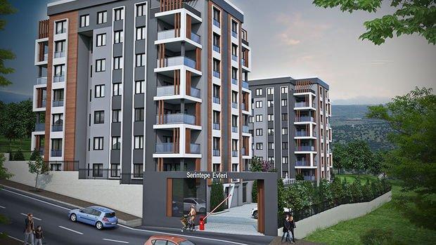 Koru Evleri 1. Etap Fiyatları 375 Bin TL'den Başlıyor