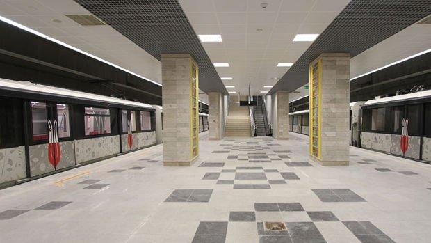 İBB Başkanı İstanbul'da 2018'de Açılacak 4 Metro Hattını Açıkladı