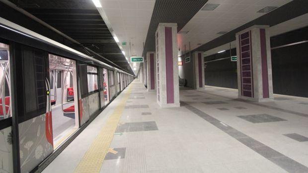Başakşehir İkitelli Metro İstasyonuna Veri Laboratuvarı Merkezi