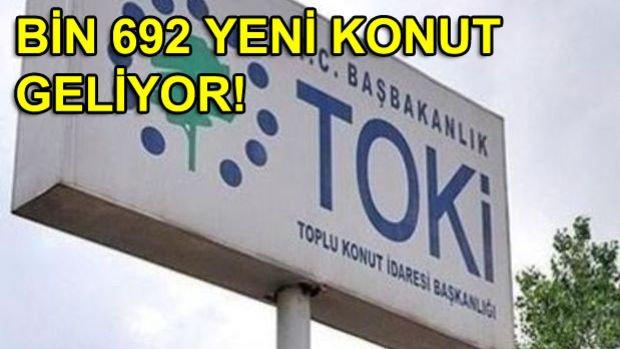 Toki'den İstanbul'da 4 Yeni Proje