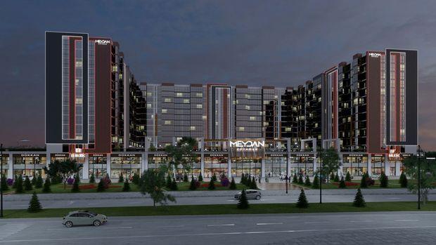 Meydan Eryaman Ankara Konut Projesi ve Fiyat Listesi