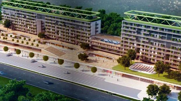 Endülüs Park Fiyatları 250 Bin TL'den Başlıyor