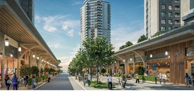 Nidapark Küçükyalı Cadde Fiyatları 3 Milyon 266 Bin TL'den Başlıyor