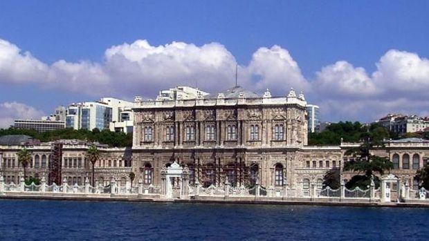 Dolmabahçe Başbakanlık Çalışma Ofisinin Çevresi Yeniden Düzenleniyor