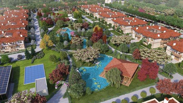 Herdem Sağlıklı Yaşam Köyü Silivri 286 Bin TL'den Satışa Çıktı