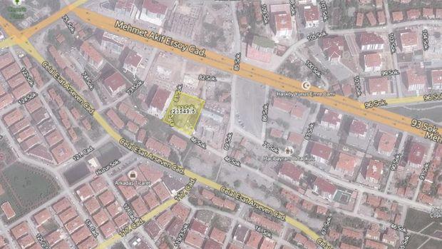 Ankara Altındağ Belediyesi'nden Satılık 5 Arsa