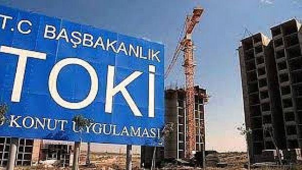 583 Konutluk Antalya Serik Toki İhalesi Bugün