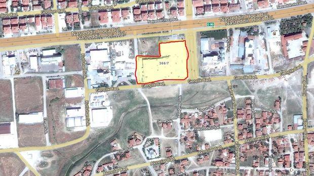 Ankara Polatlı'da Satılık AVM