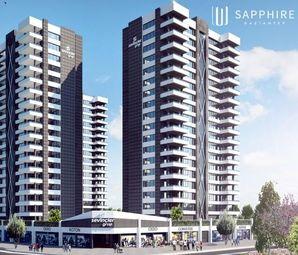 Sapphire Gaziantep Projesinde 900 Bin TL'ye 4+1