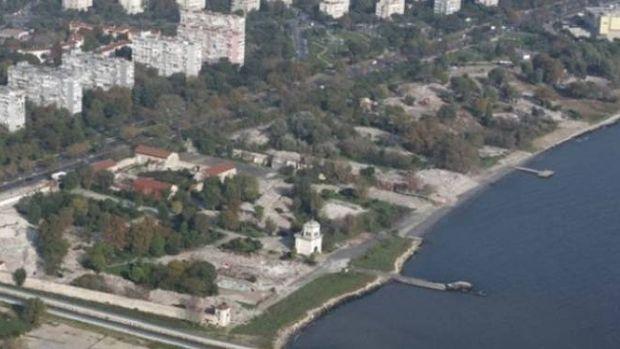 Ataköy Sahildeki Baruthane Toki Park Oluyor