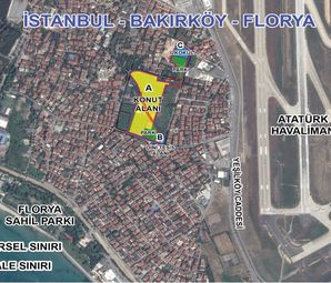 Emlak Konut Galatasaray Florya Arsası 5 Nisan'da İhaleye Çıkıyor