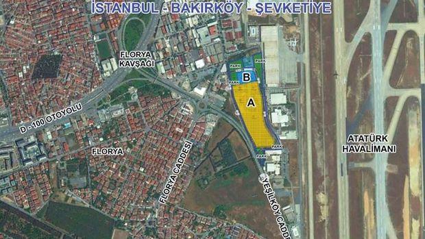 Emlak Konut Bakırköy Şevketiye Arsası 17 Nisan'da Yeniden İhaleye Çıkıyor