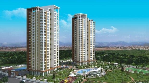 Mersin New City Projesinde 850 Bin TL'ye 4+1
