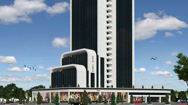 Okan Towers Fiyatları 275 Bin TL'den Başlıyor